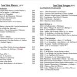 良いワインリストの作り方とは?ソムリエさん必見のマーケティング術