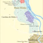 オーメドックのワインとは?特徴とブドウ品種、合わせる料理