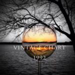 1992年のヴィンテージチャート|ブルゴーニュとボルドー