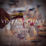 1995年のヴィンテージチャート|ブルゴーニュとボルドー